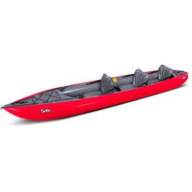 GUMOTEX Solar 3 - Bateau - gris/rouge